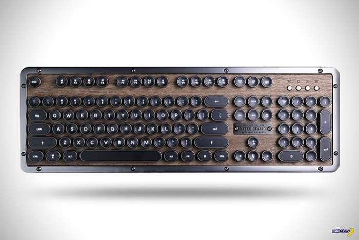 Клавиатура Azio Retro Classic