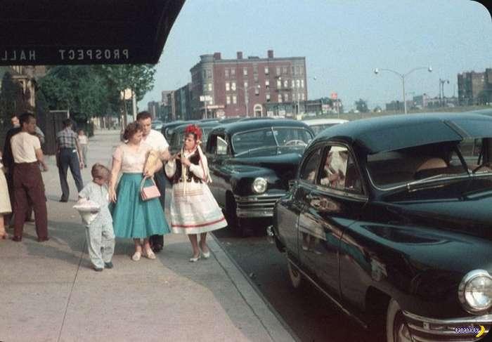 США 1950-ые