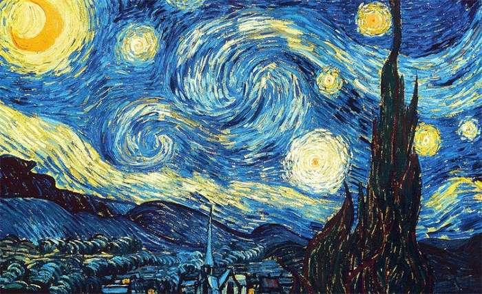 Яркие картины художников-наркоманов (16 фото)