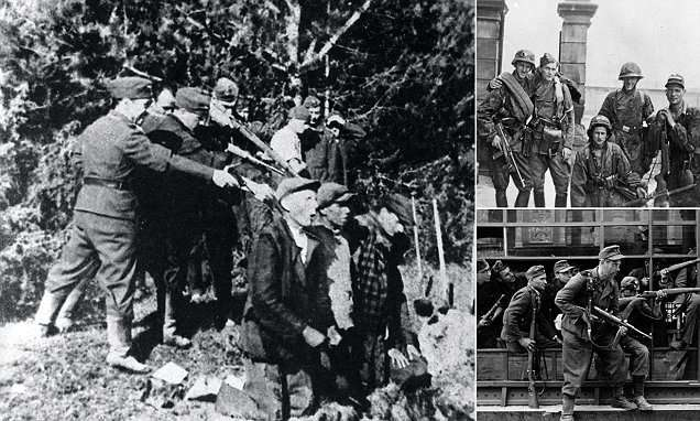 Грязная дюжина Гитлера: как нацисты создавали подразделения СС из уголовных преступников