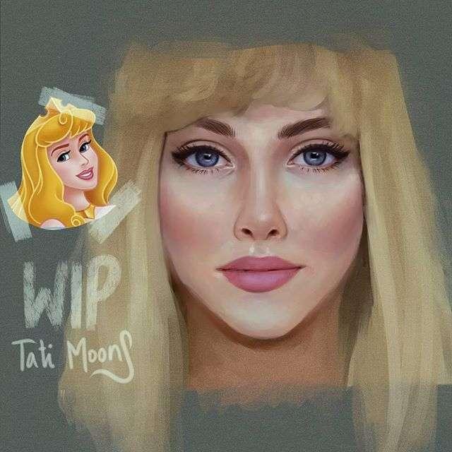 Любимые мультипликационные персонажи, выполненные в реалистичном стиле