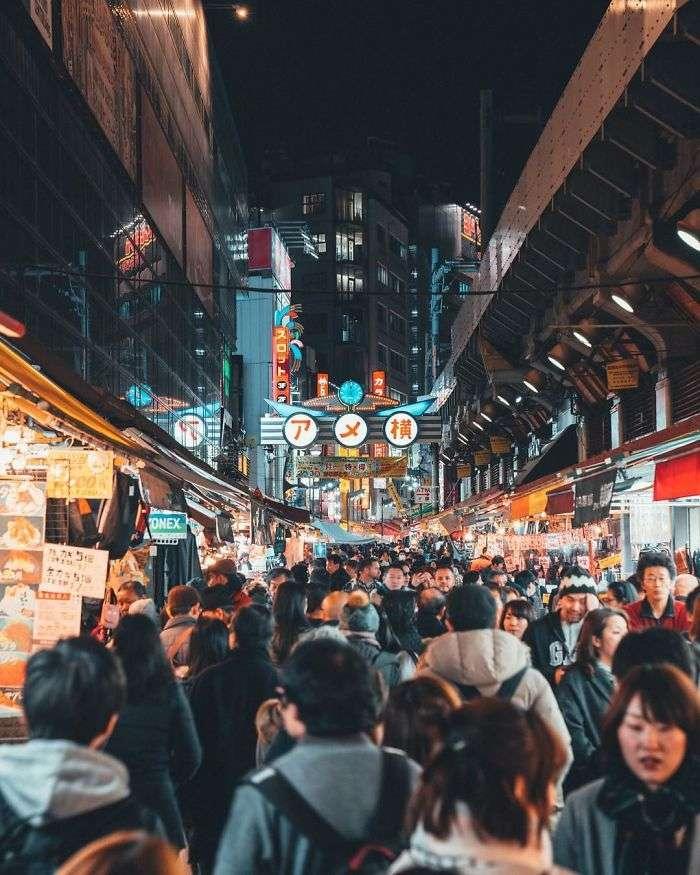 Гармоничное сочетание исторических традиций и модернизма - современный Токио