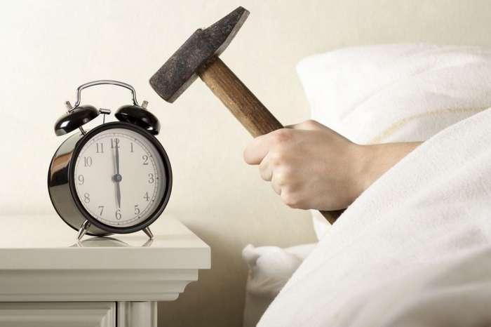Чертов будильник