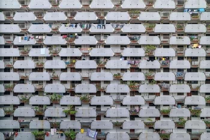 Геометрическая красота архитектуры в работах Питера Стюарта