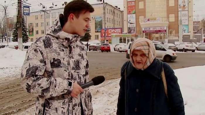 Бабулька и день Сурка