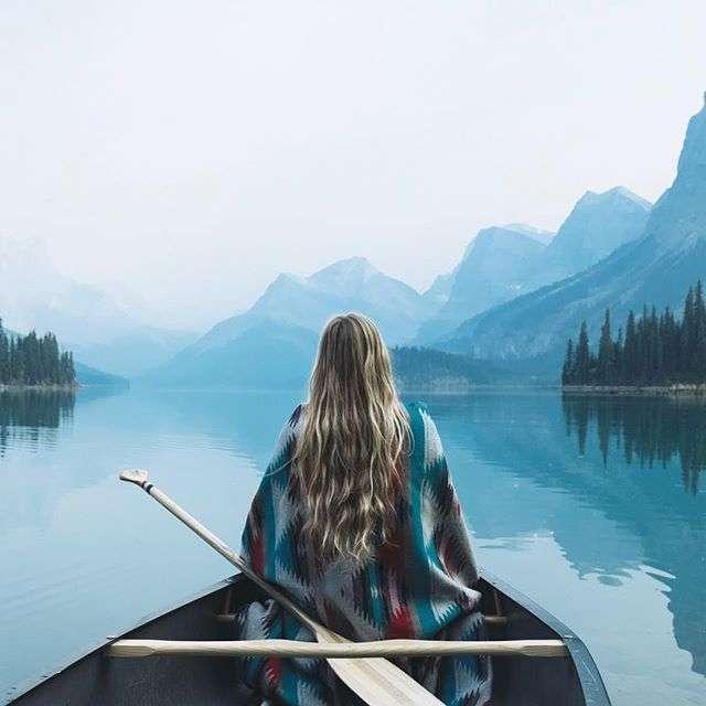 Уникальные фотоотчеты о путешествиях талантливого фотографа и просто красивой девушки