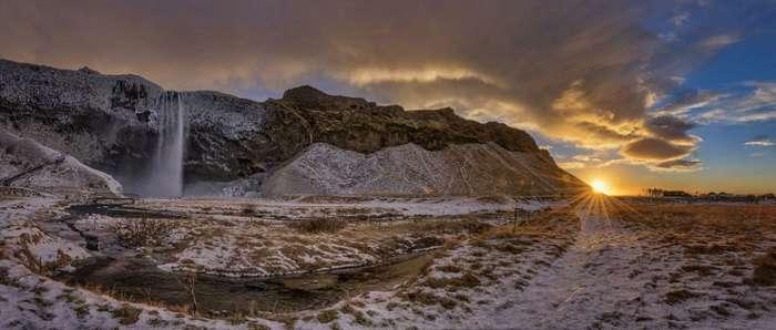 Красочные пейзажи Исландии через объектив венгерского фотографа Чако Балаша