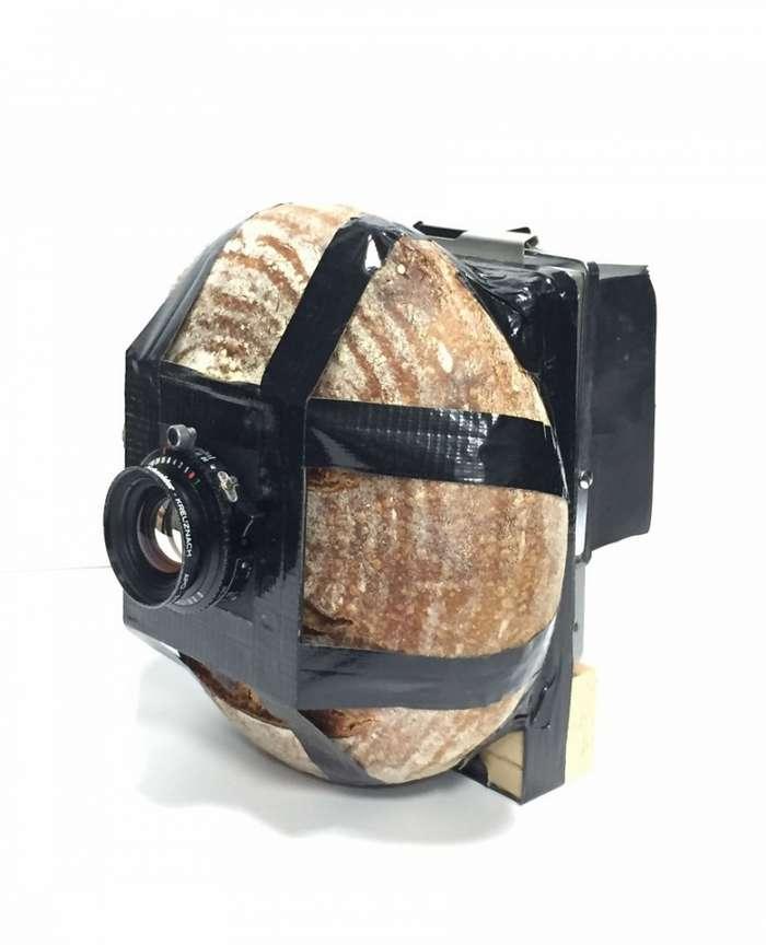 Фотокамера из ананаса...