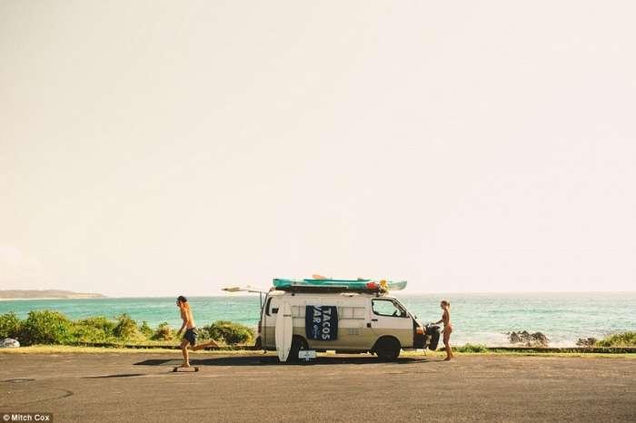 Молодая сиднейская пара четыре года путешествует по Австралии