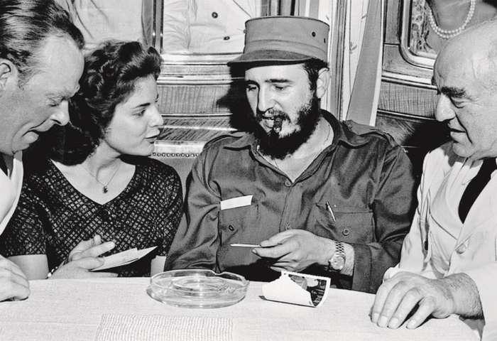 Марита Лоренц - женщина, которая хотела убить Фиделя Кастро