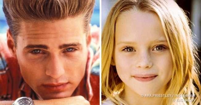 Так выглядят дети 22самых привлекательных людей напланете