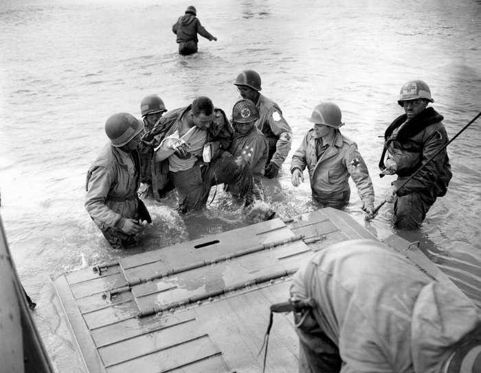Исторические фотографии Нормандской операции (20 фото)