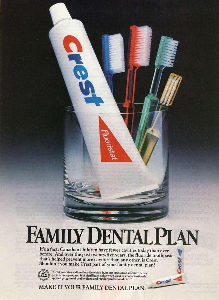 Эволюция зубной пасты-9 фото-