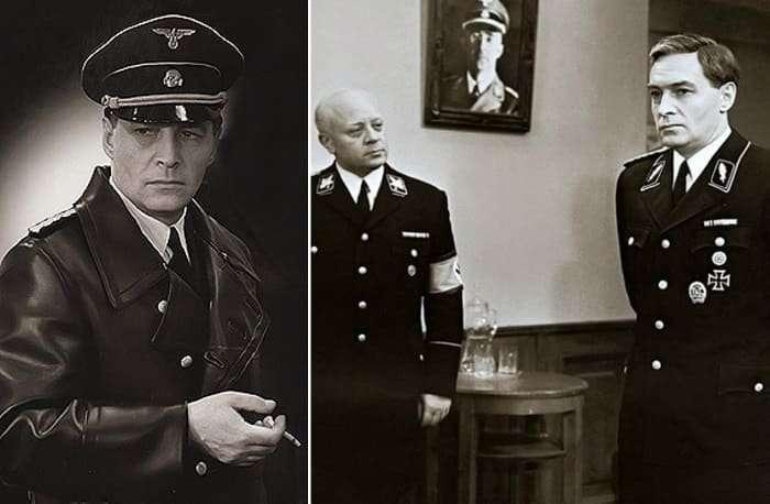 HUGO BOSS - личный стилист Гитлера и создатель униформы нацистов-10 фото-