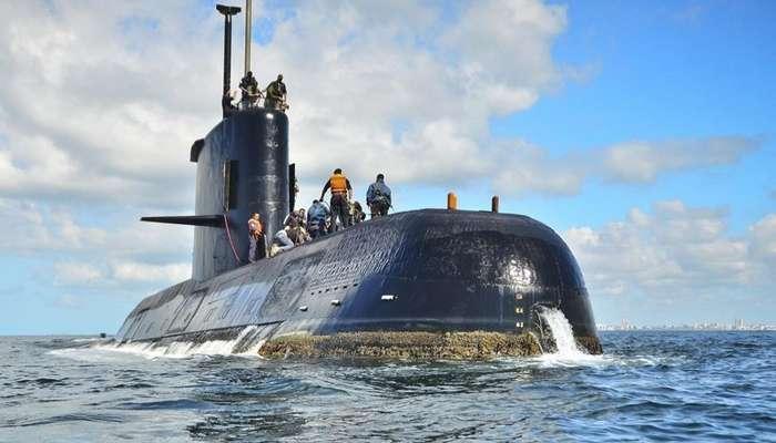 Британцев заподозрили в гибели аргентинской подлодки-3 фото-