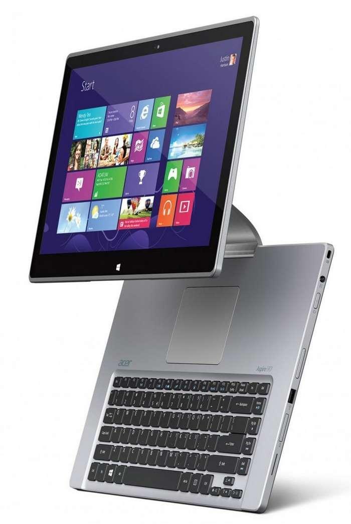 Необычные ноутбуки-5 фото-