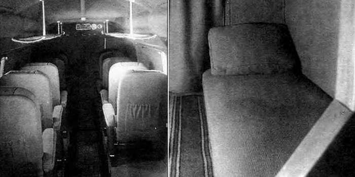 Стальные крылья президента: борт номер один против Второй мировой-8 фото-