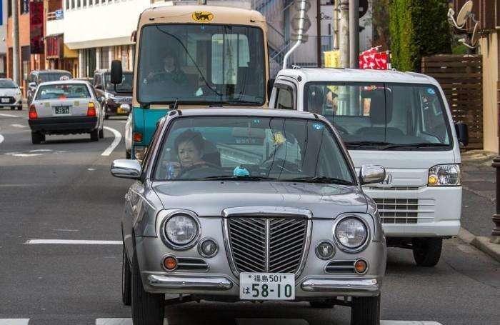 7 фактов о странных японских автомобилях, или На чем ездят сами японцы-9 фото-