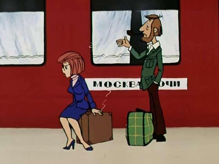 Секреты мультфильма -Трое из Простоквашино--18 фото + 2 видео-