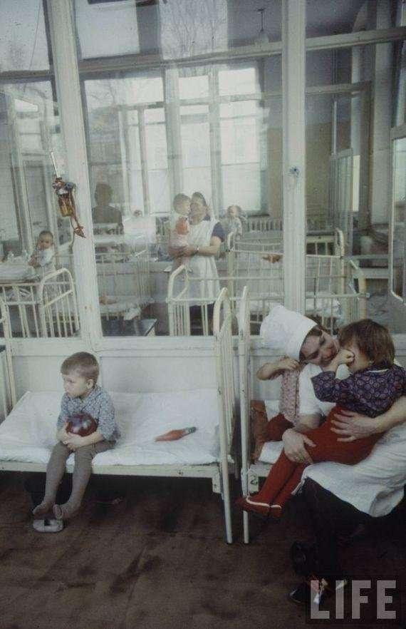 Какой была советская медицина-21 фото-