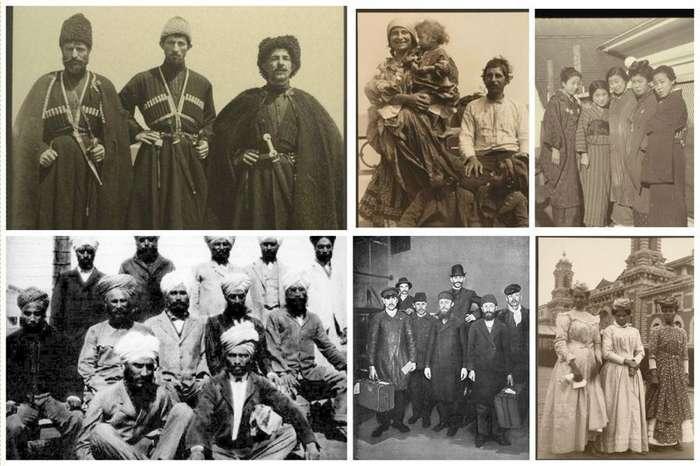Заселение Америки, или иммигранты начала XX века в погоне за Американской мечтой (36 фото)
