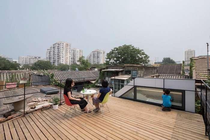 В Китае разработан дом, который собирается гаечным ключом за сутки-17 фото-