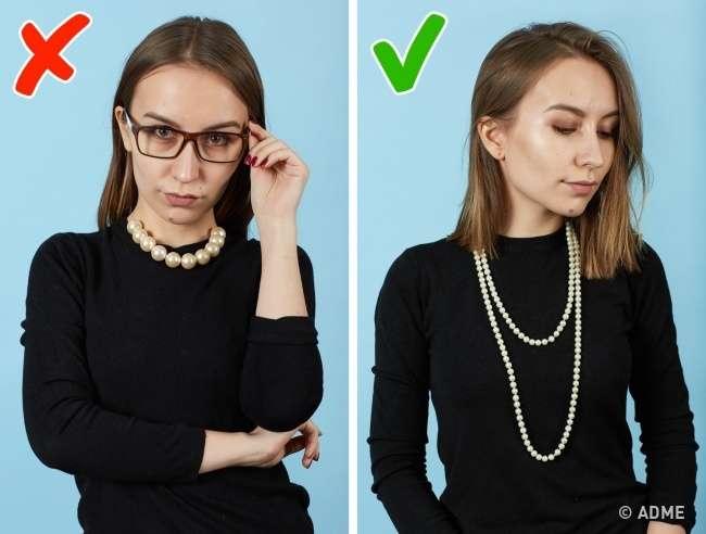 5правил при выборе украшений, которые стоит выучить как дважды два