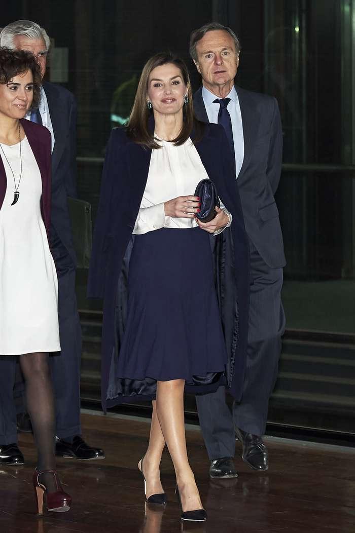 &8220;Испанская Кейт Миддлтон&8221;: сногсшибательные образы королевы Летиции