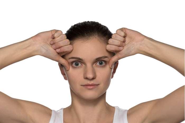 Йога для лица: за 10 минут 4 упражнения с эффектом омоложения