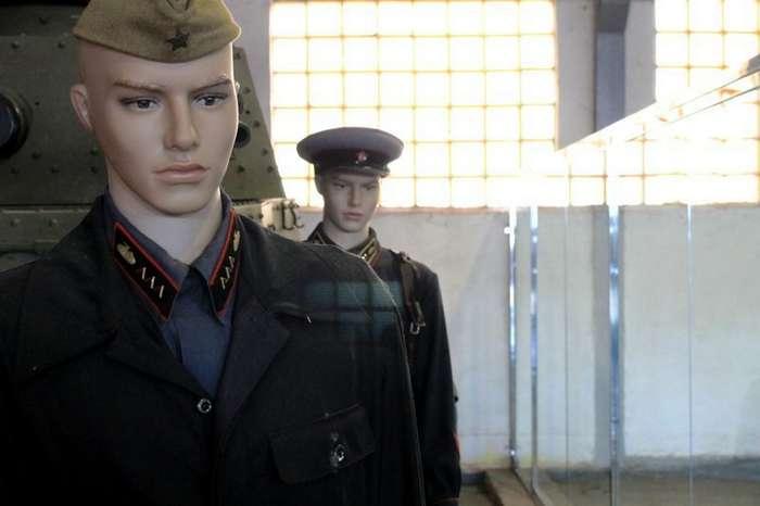Танки музея Кубинки-53 фото-