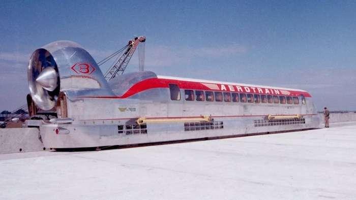 Странные, чудесные и невероятные поезда-31 фото-