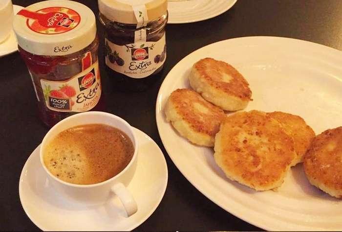 Всеми любимые завтраки-10 фото-