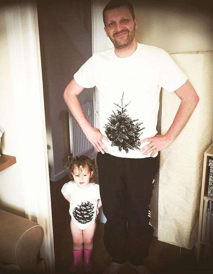 Гениальные парные футболки, на которые невозможно смотреть без смеха-17 фото-