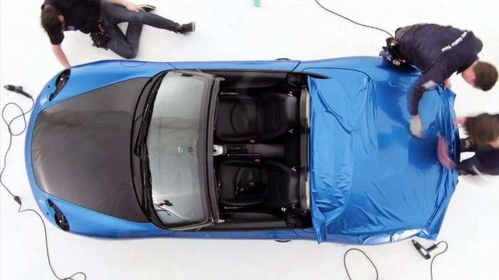 Безумный мир автомобильных плёнок-20 фото + 2 видео-