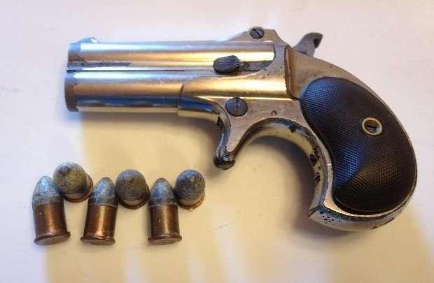 Настоящие техасские пистолеты-19 фото-