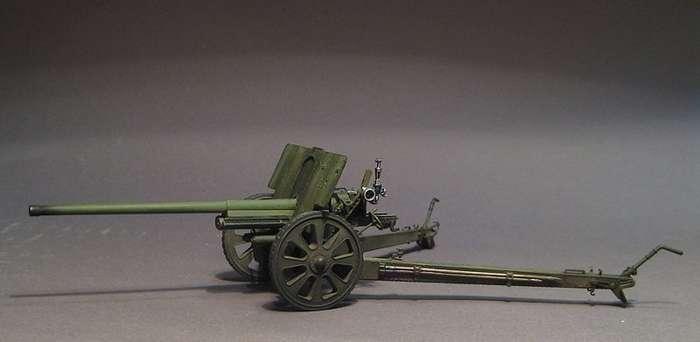 Сталин и легендарная жёлтенькая пушка Грабина-5 фото-