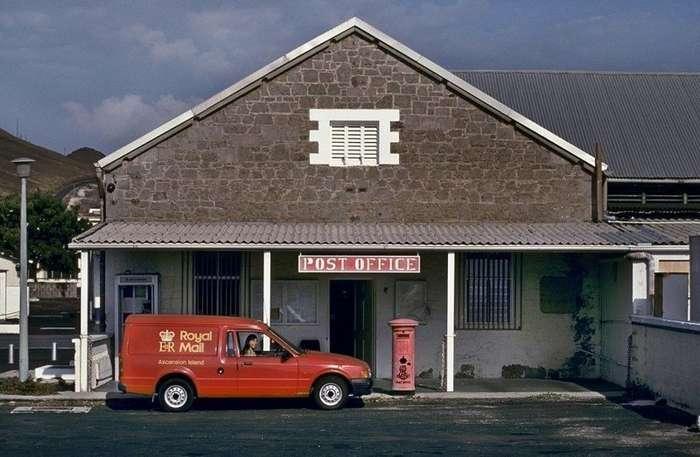 Самые отдаленные почтовые отделения в мире-11 фото-