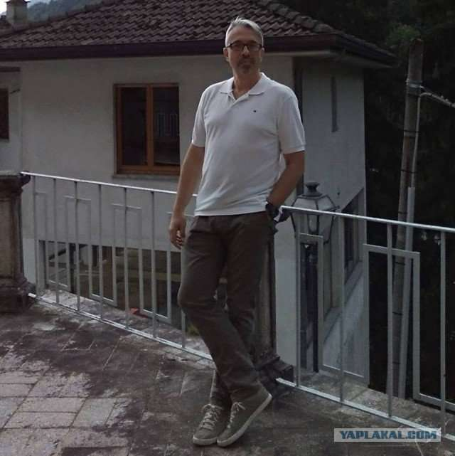 Умер писатель-фантаст Андрей Круз-1 фото-