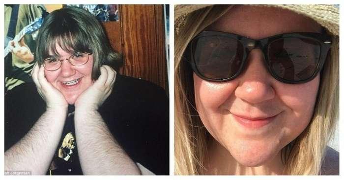 Волосатая женщина вполне довольна своим внешним видом-20 фото-