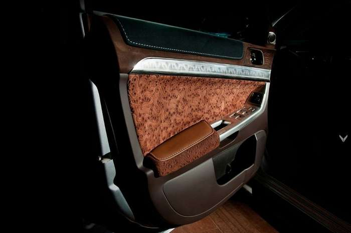 Mitsubishi Lancer с роскошным салоном для самураев-22 фото + 1 видео-