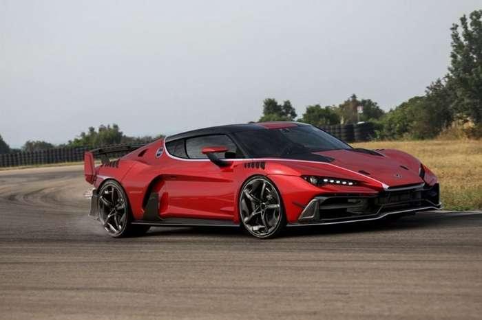 Невероятные автомобили, которые скупили до начала продаж-11 фото-