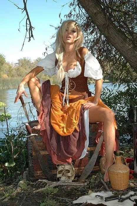 Якорь мне в глотку! Это же пираты!-31 фото-