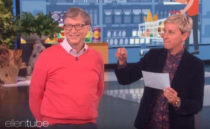Билл Гейтс попытался угадать цены на продукты и рассмешил всех-16 фото + 1 видео-