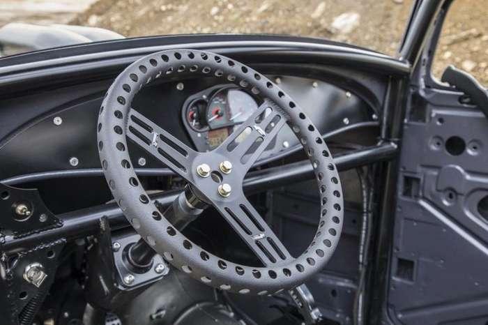 Хот-род Dodge Coupe 1932 для улиц и бездорожья в стиле Безумного Макса-44 фото-