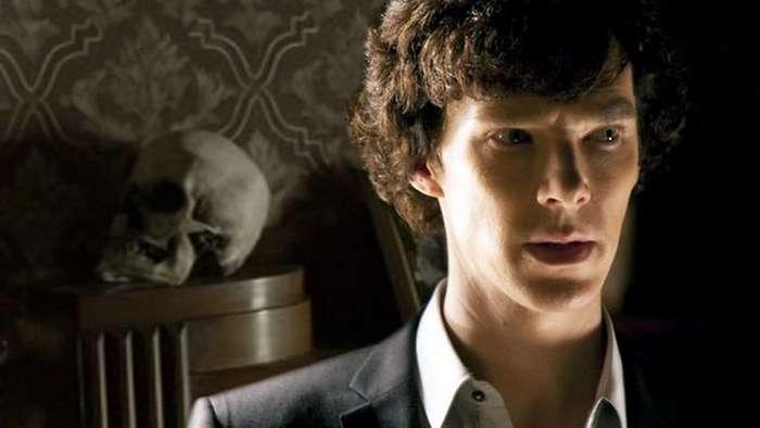Шерлок Холмс череп как способ-1 фото-