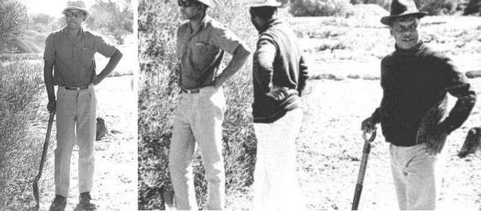 Проект -Мандела- - Дудаев/Басаев начала 60-х 20 века в ЮАР-14 фото-