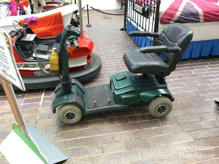 Мебель на колесах, созданная Эдом Чайна из шоу -Махинаторы--11 фото-