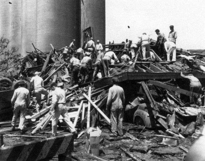 Пароход, который уничтожил город-12 фото-