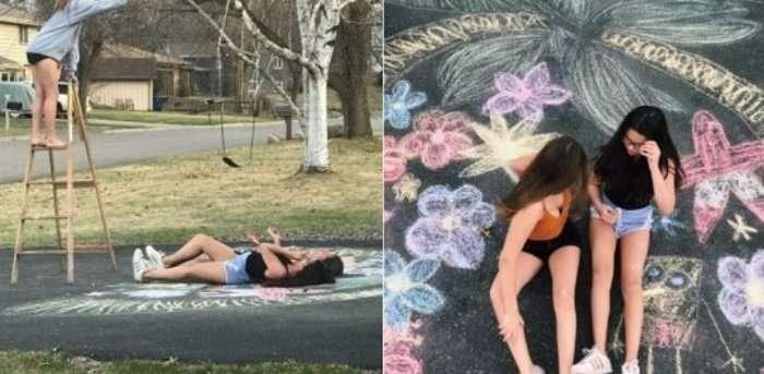 Инстаграм и реальность: 20 -волшебных- фото из-за кулис-21 фото-