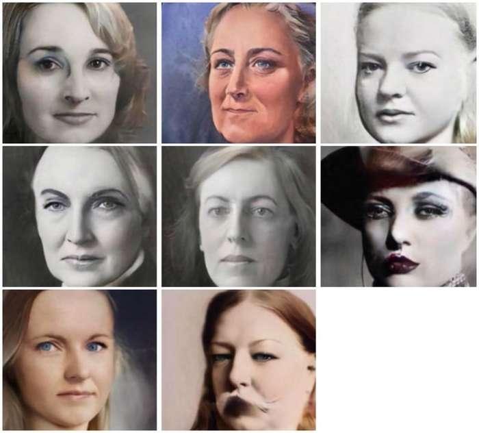 Как бы выглядели президенты США, если были бы женщинами-24 фото-